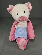 """Scentsy Buddy Penny The Pig Plush 15"""" Pink Plush Stuffed Animal French Lavender"""