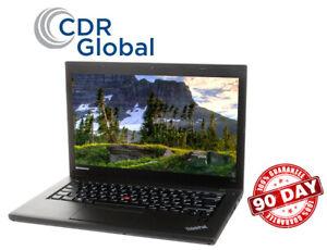 Lenovo ThinkPad T450   Intel Core I5 5th gen   8GB RAM   500GB HDD  Win10PRO