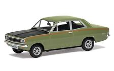 Corgi Vanguards 1:43 Vauxhall Viva GT (HB), Elkhart Yellow Die-cast Model