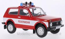 1/18 MCG Lada Niva rot weiß Feuerwehr 197216