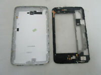 Samsung Galaxy SM-T210 chassi/back frame with cover - Parts only