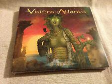VISIONS OF ATLANTIS - Ethera LTD ED DIGI CD BRAND NEW & SEALED! (+Bonus Track)