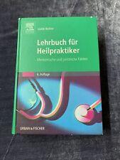 Lehrbuch für Heilpraktiker, 6. Auflage