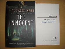 MAGDALEN NABB - THE INNOCENT  1st/1st  HB/DJ  2005  SIGNED