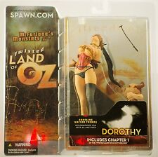 McFarlane Monsters Series 2 Twisted Land of Oz Dorothy & Toto JC