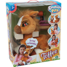 Emotion Pets Toffee the Pony Interactive Pet Soft Toy
