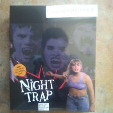 Night Trap 25th Anniversary Physical Collector's Edition PC Brand New Sealed