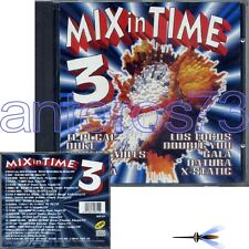 MIX IN TIME 3 RARO CD - DATURA DUKE TIPICAL GALA BLISS TEAM CORONA LADY GEE