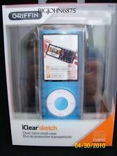 Griffin ICLEAR SKETCH FOR IPOD NANO 4G  8316-NCLSK2