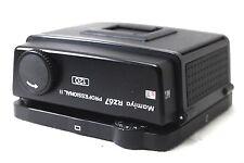 Mamiya Film Camera Back
