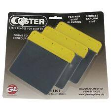 "GL Enterprises Costers Steel Autobody Spreaders 3 Per Box (4"" Spreaders) 1101"