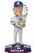 Kris Bryant CHICAGO CUBS 2016 WORLD SERIES CHAMPIONS BOBBLEHEAD TROPHY