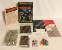 Twilight Creations Zombies!!! Board Game Third Edition 2014 100% Complete