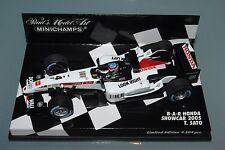 Minichamps F1 1/43 BAR Honda 2005 car Takuma Sato