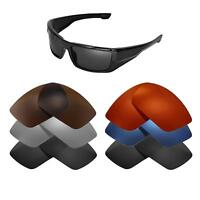 Walleva Replacement Lenses for Spy Optic DIRK Sunglasses - Multiple Options