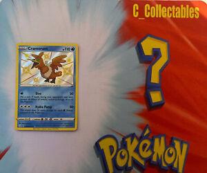 Pokemon Card Cramorant Super Shiny Vault Holo SV030/SV122  Shining Fates Mint
