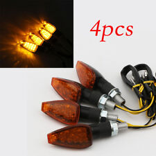 4x Front Rear Light 14LED Turn Signal for Suzuki Boulevard C50 C90 C/M109R M50