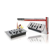 Mixer per DJ a 3 canali
