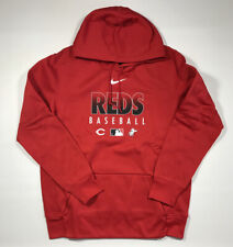 2020 Cincinnati Reds Majestic Authentic Collection Sweatshirt Size Large New