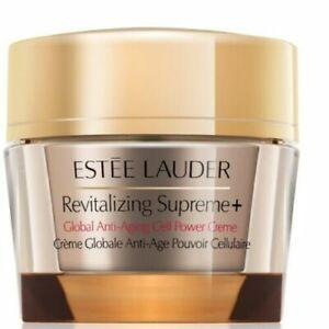 Estee Lauder Revitalizing Supreme + Global Anti- Aging Cell Power Creme 15ml-NEW