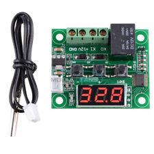 -50-110°C Red W1209 Digital Thermostat Temperature Control Switch Sensor 12V