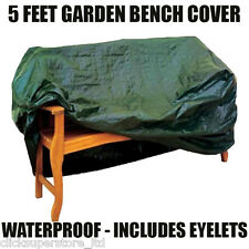 5 FEET OUTDOOR GARDEN BENCH COVER WATERPROOF CASE SEAT WEATHER PROTECTION U20