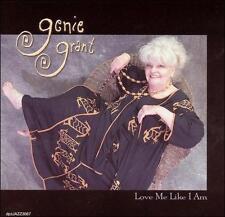 Genie Grant - Love Me Like I Am [CD New]