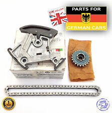GENUINE Audi 2.0 TFSI Oil Pump Balance Shaft Sprocket Chain Kit 06F105243C