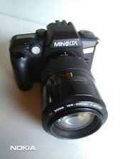 Minolta Dynax 60 mit Telezoom