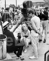 Bonnie and Clyde (1967) Warren Beatty, Faye Dunaway, Arthur Penn 10x8 Photo