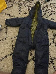 Boys Ted Baker Snow Suit 9-12 Months
