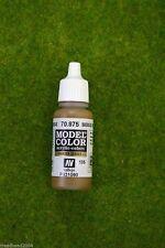Vallejo Model Color BEIGE BROWN Acrylic Paint 70875