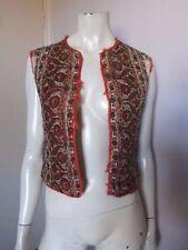 Hippy Plus Size Vintage Waistcoats for Women