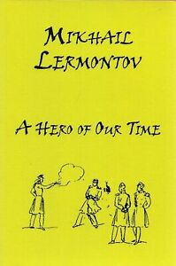 Russian Classics in Russian and English: A Hero of Our Time (Dual-Language Book