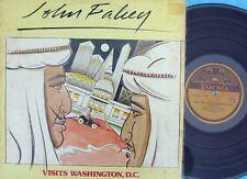 John Fahey ORIG OZ LP Visits Washington D.C. NM '79 Takoma L37168 Folk