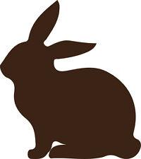 Wildlife Animal Rabbit decal vinyl sticker wall window vehicle display mural