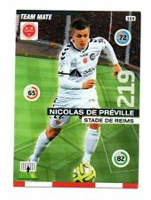 Panini Foot Adrenalyn 2015/2016 - Nicolas De Préville - Stade de Reims   (A5334)