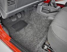 BedRug 3-Piece Front Carpet Kit Plus Heatshields 1997-2006 Jeep TJ BRTJ97F