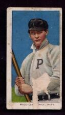 1909-11 T206 George Mcquillan Sweet Caporal 350-460 Factory 42 Philadelphia  Pr