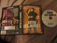 Entre les jambes de Manuel Gómez Pereira avec Victoria Abril, DVD, Thriller