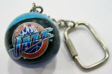 Utah Jazz NBA Basketball Key Ring by J.F. Sports