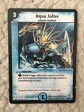 Duel Masters-RARE-PROMO card-Aqua Jolter #3 M8/Y1