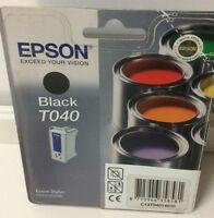 Epson Stylus CX3200 original Tintenpatrone Schwarz Epson T040 / C13T04014020
