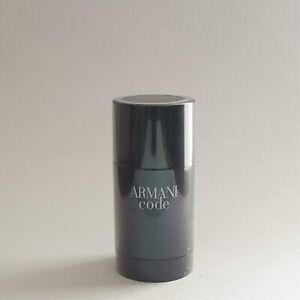 Giorgio Armani Code Perfumed Deodorant Stick | 75ML | NEW