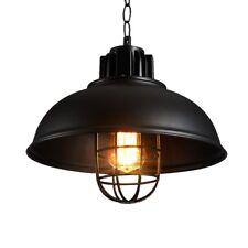 Pendelleuchte Decken Lampe Hänge-Leuchte Vintage Retro Licht Deckenleuchte E27