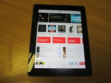 Apple Ipad 3rd Generation 64gb - Wifi & 4G in Black (Unlocked) Used - D423