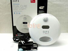 OPI GL902 DUAL LED LIGHT LAMP 110v-240v International Free UK/EU or AU Adapter