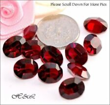 Any Purpose Red Crystal Jewellery Making Beads