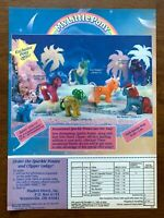 1988 My Little Pony Mail Order Vintage Toy Print Ad/Poster 80s Pop Art Decor