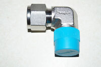 Swagelok Male Connector Elbow 1/2 in. Tube OD x 1/2 in. Male NPT (SS-810-2-8)